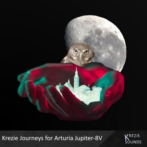 Krezie Journeys for Arturia Jupiter-8V - FREE - Krezie Sounds